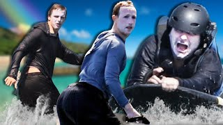 Becoming THE ZUCC (ft idubbbz)