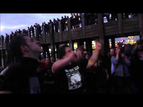 Oi Polloi - Dirty Protest - Thames Beach, 26/9/15