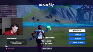 Fortnite Live Stream // 1000+ Wins Come chill zone carrying people to wins