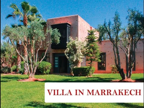 Villa Marrakech - Villa in Marrakech Morocco
