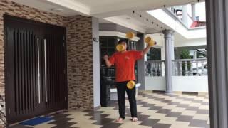 4D DiaboloTino 2017 Month 4 - 4T4