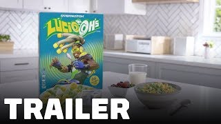 Overwatch Lucio-Ohs Cereal Reveal Trailer - BlizzCon 2018