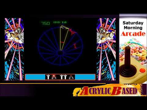 Tempest | Atari Vault | Saturday Morning Arcade |