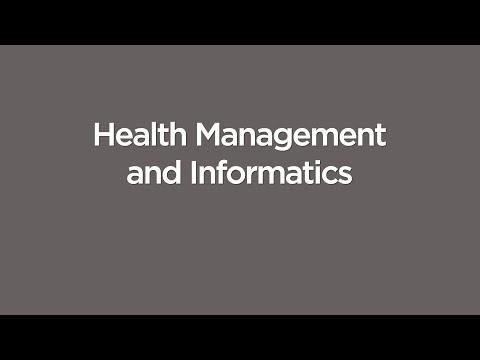 Health Management and Informatics Executive Programs