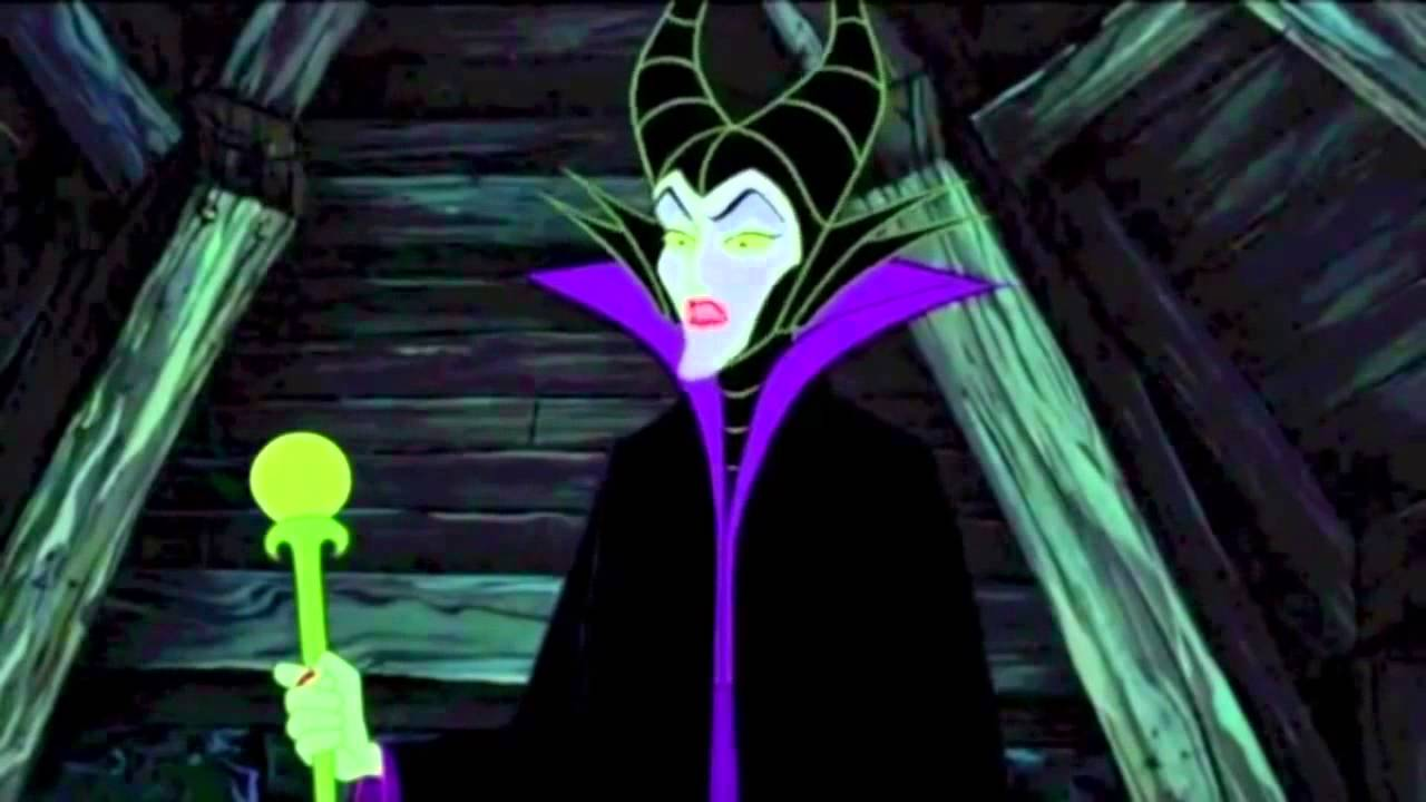 Maleficent From Sleeping Beauty Evil Like Me From Descendants
