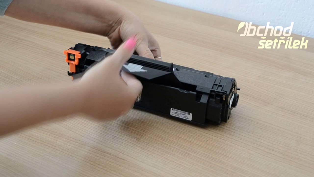 تشغيل الة الطباعة نوع كانون -- how to configurate Canon printe .