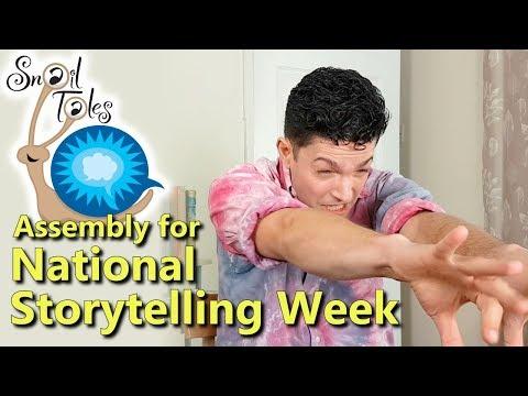 Storytelling Week Folk Tale | Storytelling Assemblies On Demand