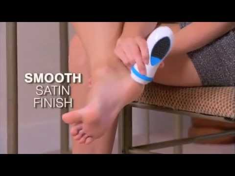 Pedi Spin™ - The Foot Smoothing Miracle {Commercial}