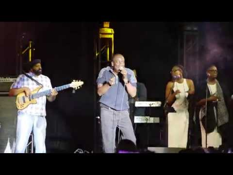 Leroy Sibbles - Rock And Come On - Live In Toronto - CNE 2015