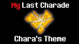 Скачать My Last Charade Chara S Theme A Glitchtale Fan Soundtrack By Nevan Dove