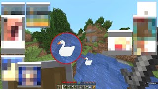 This Goose RUINED my Minecraft Experience
