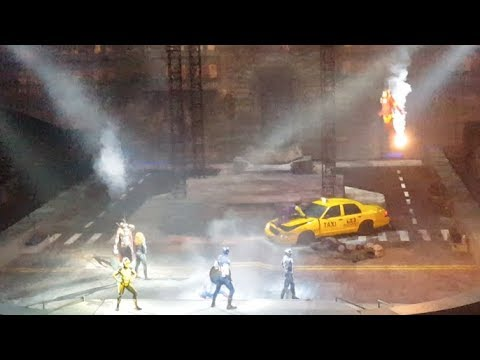 Marvel Universe Live - Age of Heroes - Avengers - Part 1