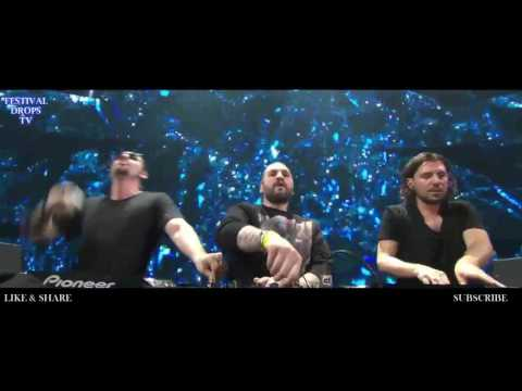 Dimitri Vegas & Like Mike DROPS ONLY Bringing The Madness