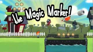 Max and the Magic Marker (PC Mac Wii) - Gameplay trailer