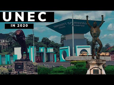 University of Nigeria Enugu Campus (UNEC) in 2020 | A Nigerian University Tour