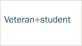 Veteran + student
