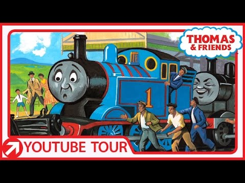 Mr Perkins - Sir Topham Hatt's Engines | YouTube World Tour | Thomas & Friends