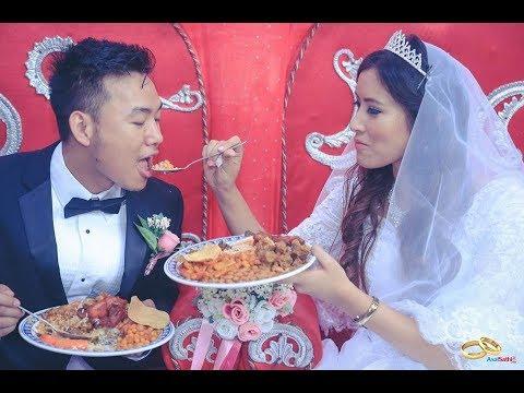 Anjali weds Prakash    NEPALI CHRISTIAN WEDDING FULL VIDEO
