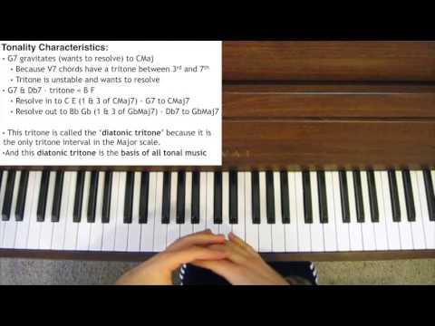Modern Jazz - Tonal vs Modal Harmony