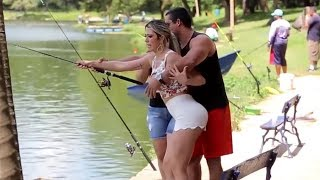 Fuck the Fisher Girl - Rede tv new prank video