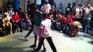 Battle of Kingz (2) Team Azooka vs  Nextlevel