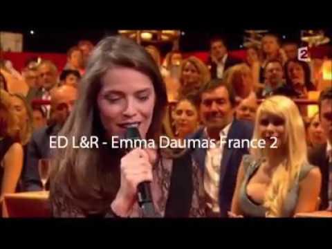 Emma Daumas itv le plus grand cabaret du monde