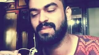 Shyam's smule - ennavale Adi ennavale (unplugged)