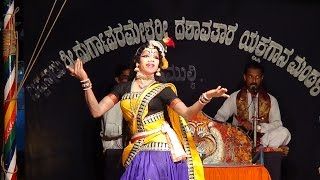 Yakshagana Tulu -- Banatha bangar - perla
