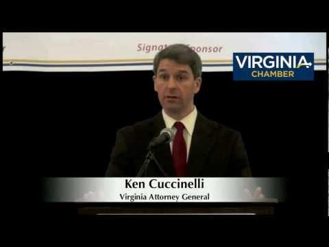 Virginia Chamber Day 2013 | Attorney General Ken Cuccinelli