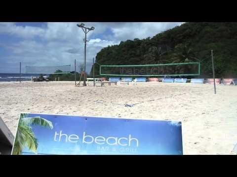 20150319 THE BEACH Bar & Grill, Gun Beach, Guam