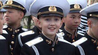 Дети-патриоты и Город-Герой Севастополь