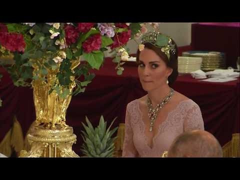 Her Majesty's State Banquet - #SpainStateVisit