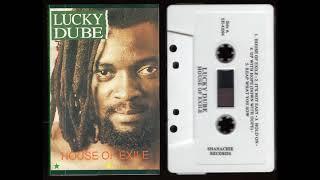 Lucky Dube - House Of Exile - Full Album Cassette Rip - 1992
