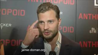 jamie dornan anthropoid ny premiere interview
