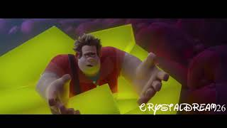 Ralph Salva A Vanellope   Wreck It Ralph 2