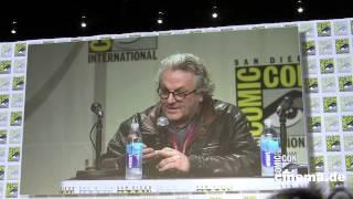 George Miller // Mad Max // Interview // CINEMA-Redaktion
