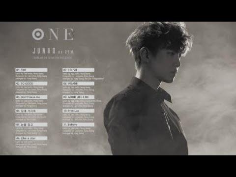 [FULL ALBUM] JUNHO [2PM] - ONE #2