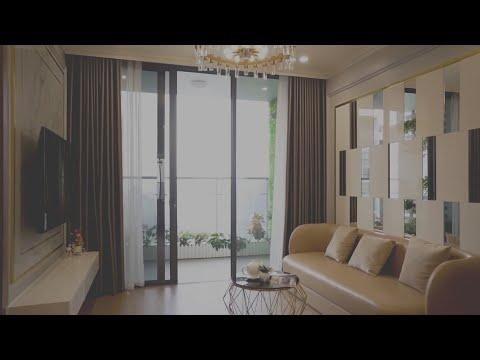 Nội thất chung cư phong cách tân cổ điển tại VinHomes SkyLake
