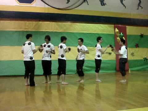 coconut dance
