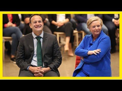 Irish deputy pm frances fitzgerald resigns to avoid 'destabilising' snap election