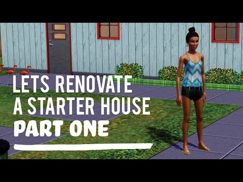 Lets Renovate A Sunset Valley Starter House—Part 1