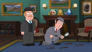 Шерлок Холмс пародия, 95 Квартал !ОПАСНО!
