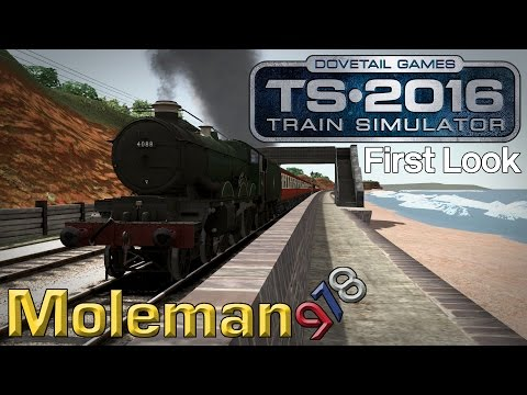 Train Simulator 2016 | First Look | What