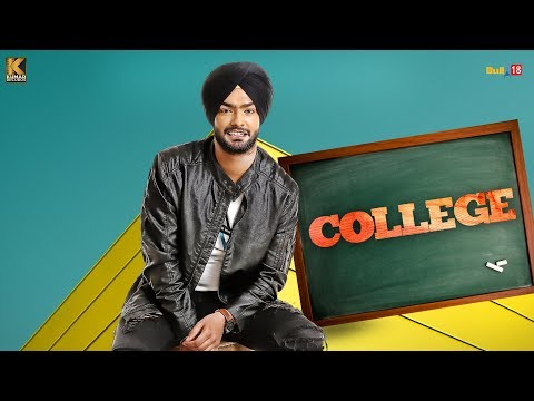 College - Ravneet Singh | Hiten | New Punjabi Songs 2017