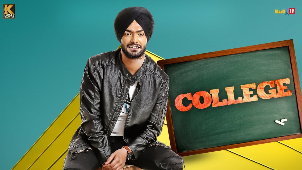College - Ravneet Singh | Hiten | New Punjabi Songs 2017 ...