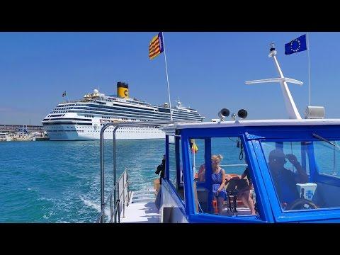 Mallorca - Palma Hafenrundfahrt