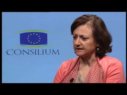 Fulbright Alumni in EU Institutions: Cristina Gallach, Council of the EU