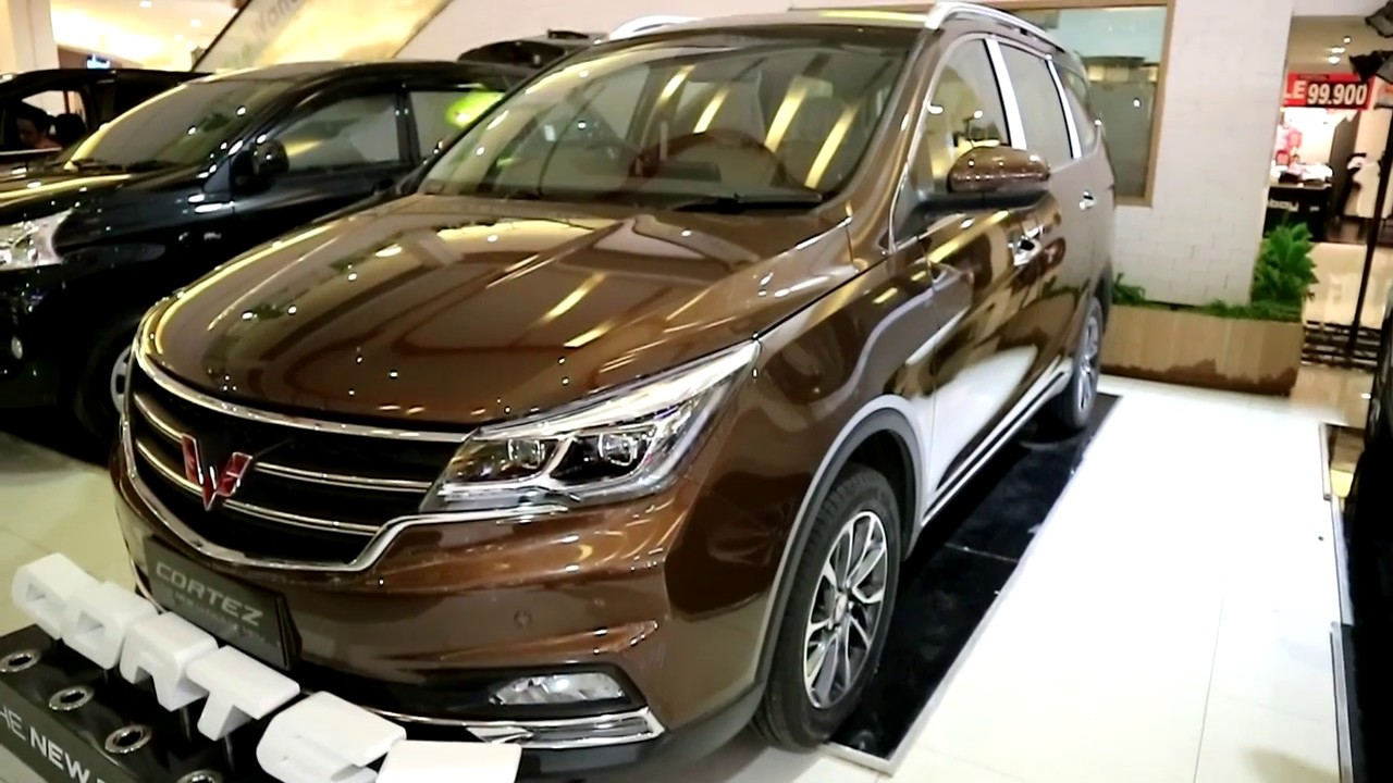 Wuling Cortez 2018, Exterior And Interior