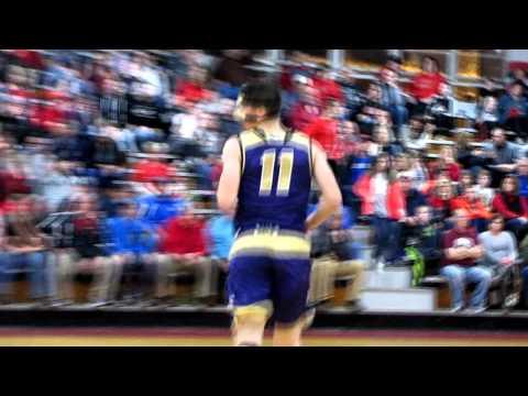 Campbellsville High School Eagles Basketball 2015-16