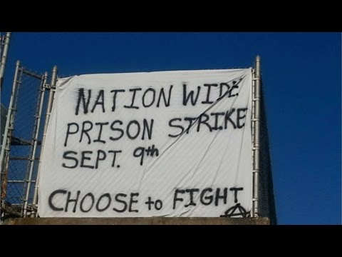 Nationwide Prison Strike Launches in 24 States and 40 Facilities over Conditions & Forced Labor